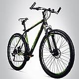 Bergsteiger Detroit 29 Zoll Mountainbike, geeignet...