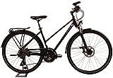 KTM Damen Fahrrad 28 Zoll Schwarz-Grau Trentino...