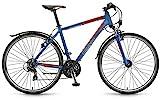 Winora Grenada 28 Zoll Trekkingrad Blau/Rot Matt...