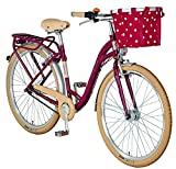 Prophete Damen Fahrrad  Alu-City 28 Zoll Geniesser...
