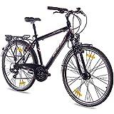 28' Zoll Cityrad Trekkingrad Herrenrad Fahrrad KCP...
