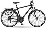 Winora Trekking Domingo DLX 28' schwarz/glanz matt...