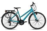 KS Cycling Trekkingrad Damen 28'' Antero blau...